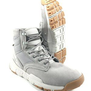 Nike SFB 6' NSW Leather Boot Mens Size 9.5 Grey